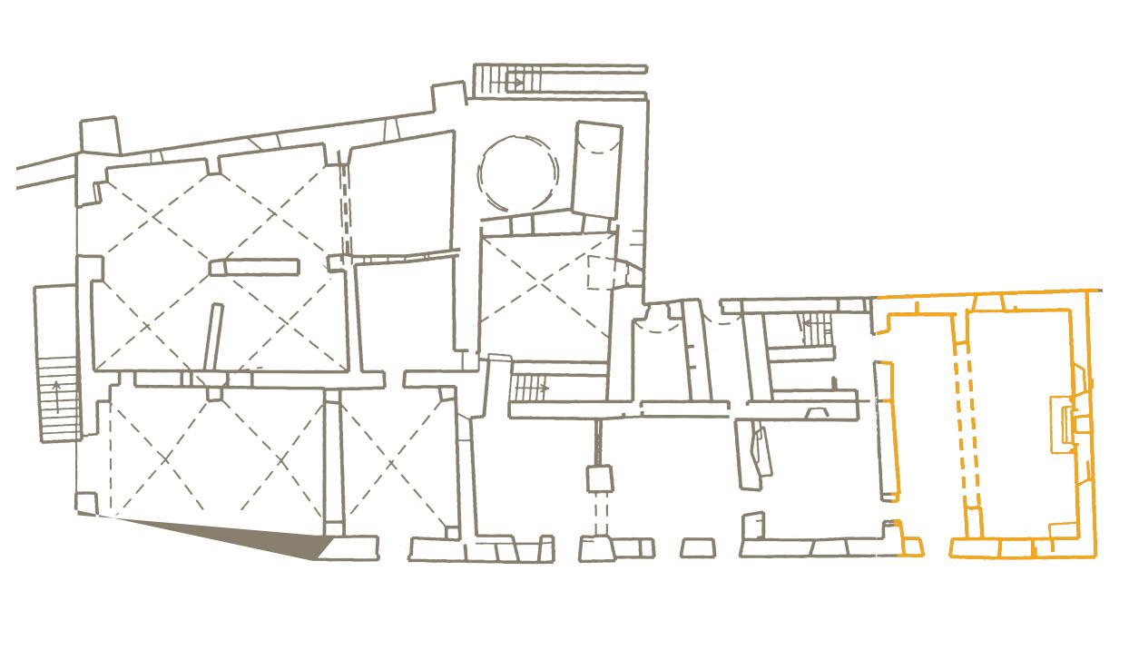 Plan d 39 une maison basse maison moderne for Plan maison basse