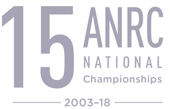 15 ANRC national championships