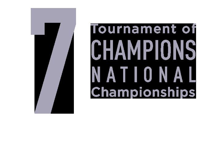 7 tournament of champions national championships