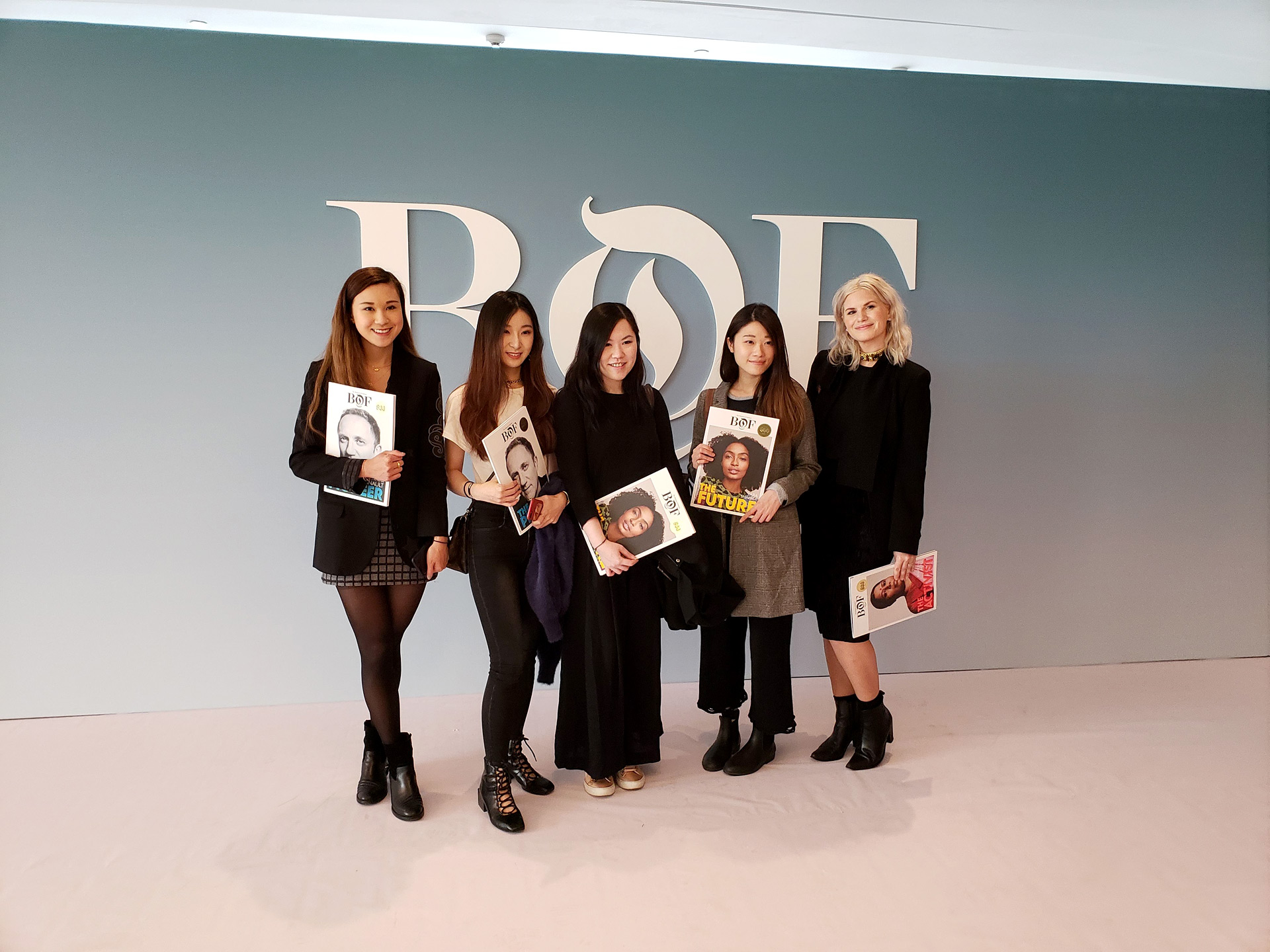 Luxury And Fashion Management Students Visit Shanghai Scad Edu