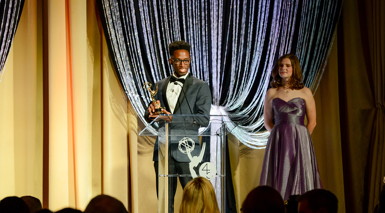 Emmy winner Simon Stevens | SCAD edu