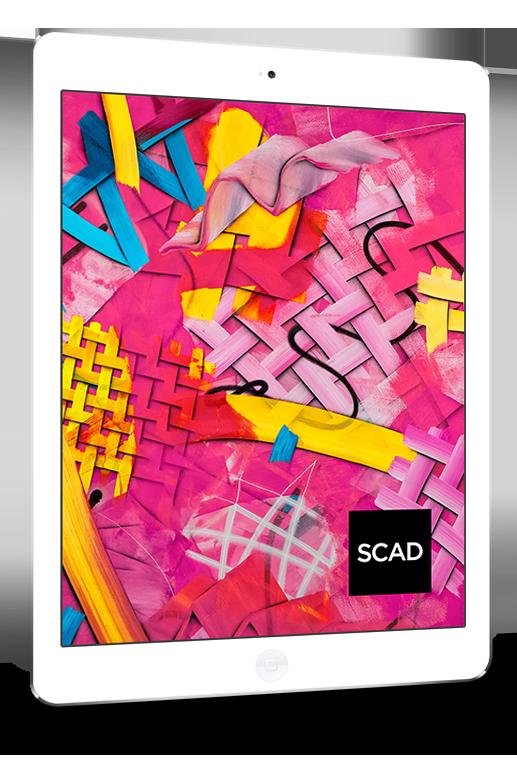 SCAD admission catalog 2019-20