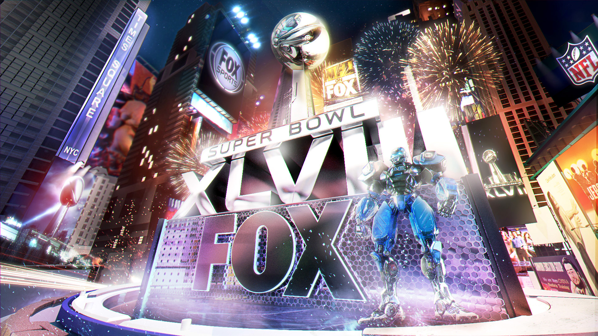 Super Bowl XLVIII opener | SCAD.edu