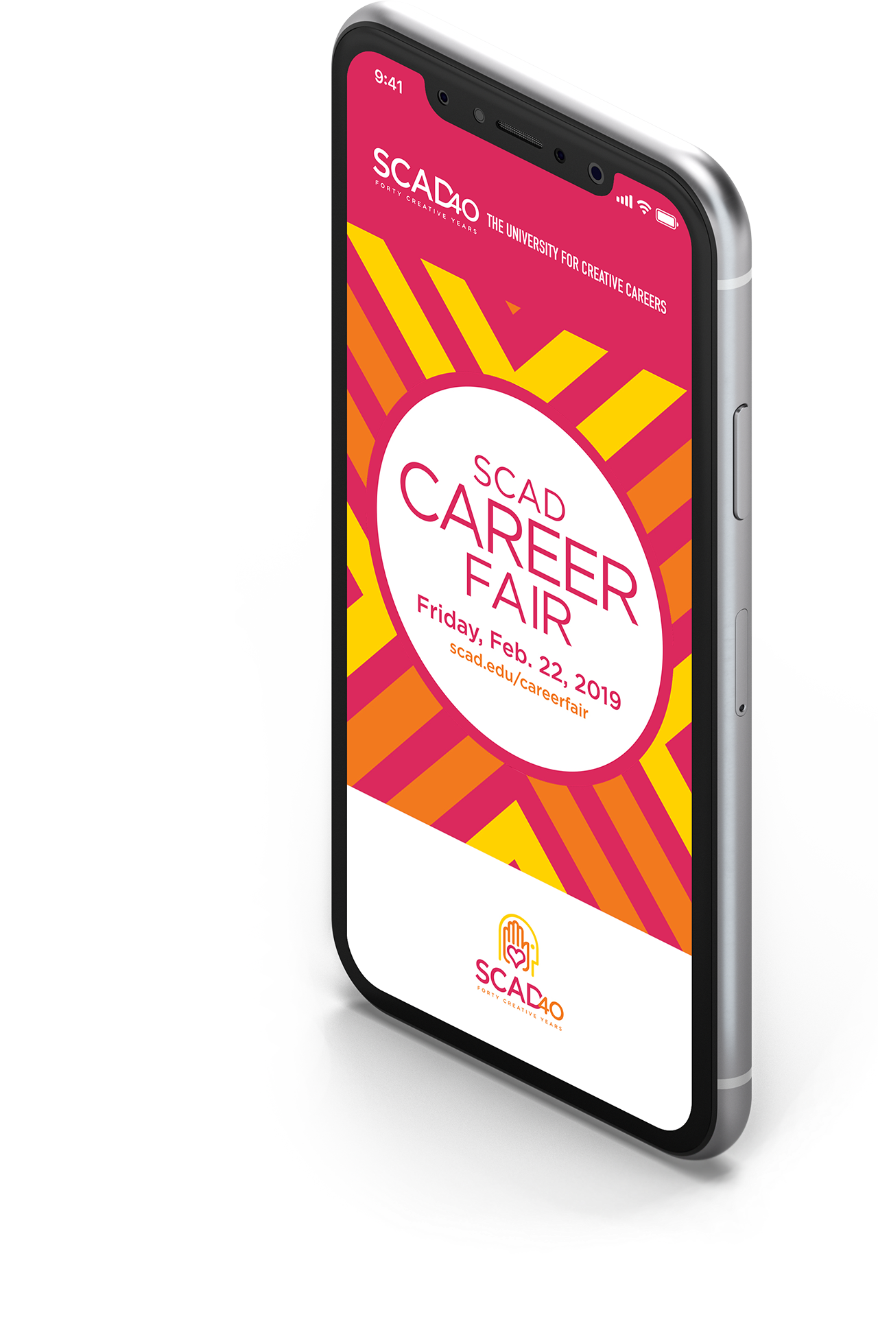 Career Fair Plus App | SCAD