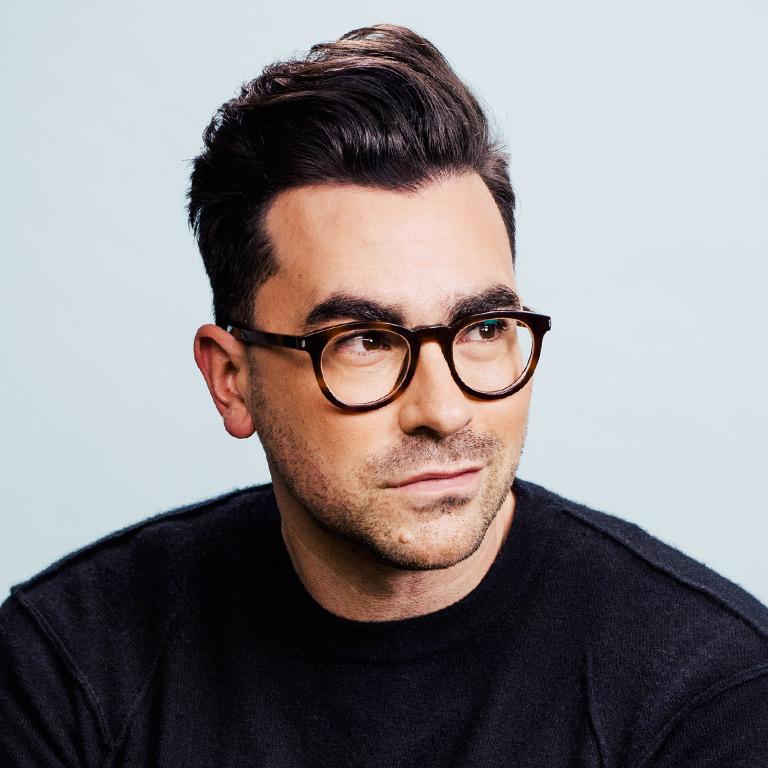 Dan Levy portrait