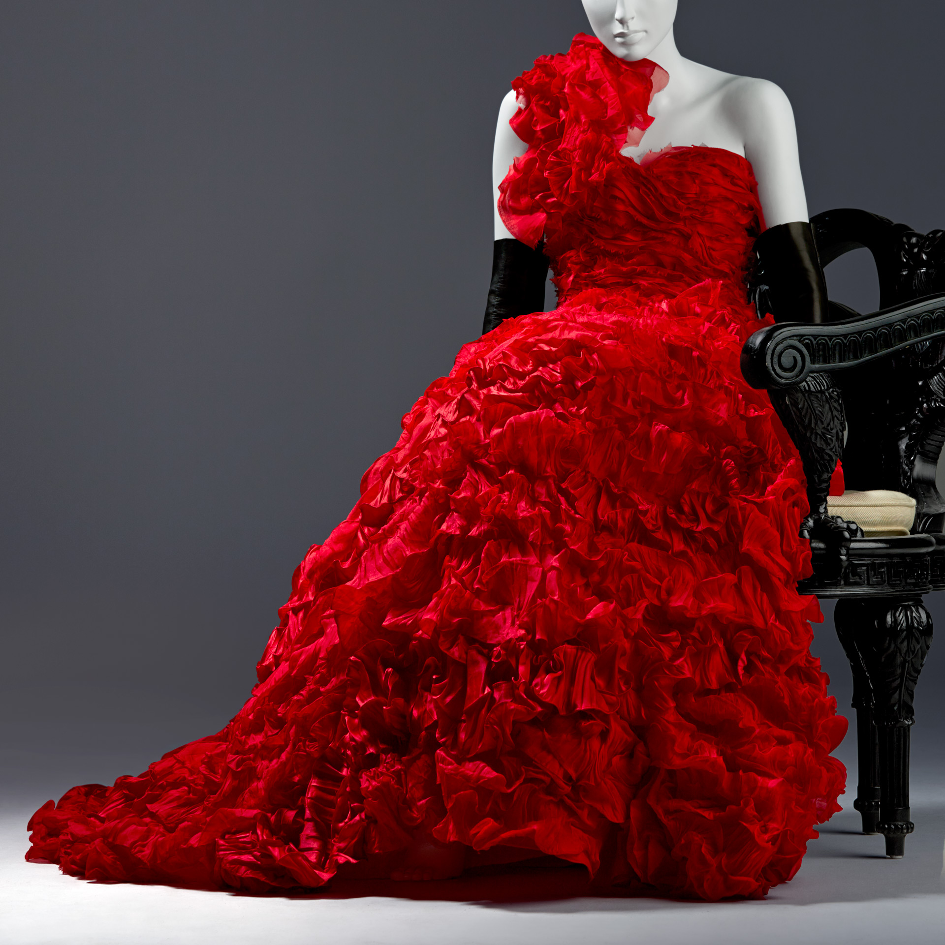 oscar de la renta exhibition presented at scad by andr233
