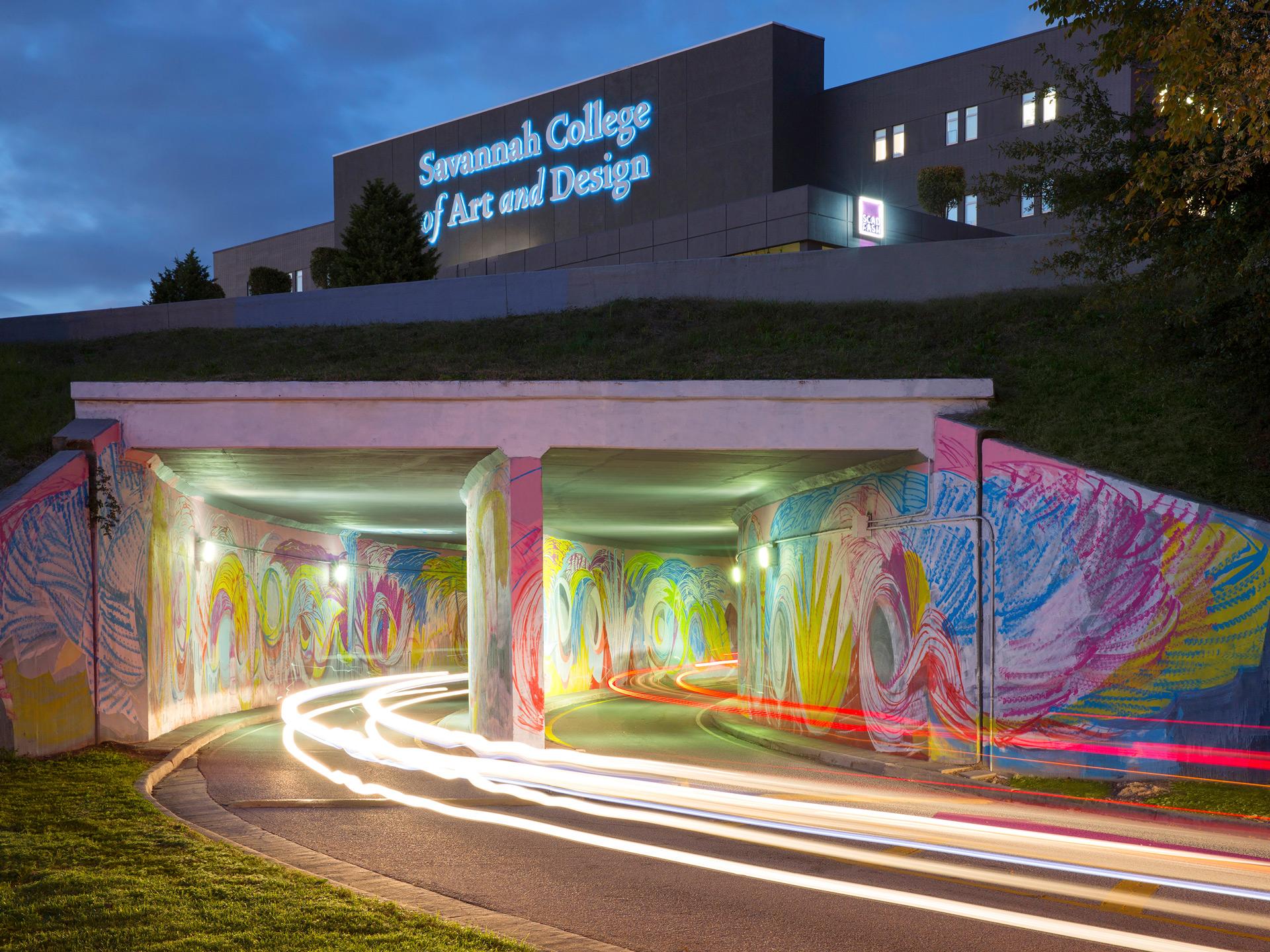 scad atlanta savannah college campus university schools edu resources ga artistic most programs 1600 locations
