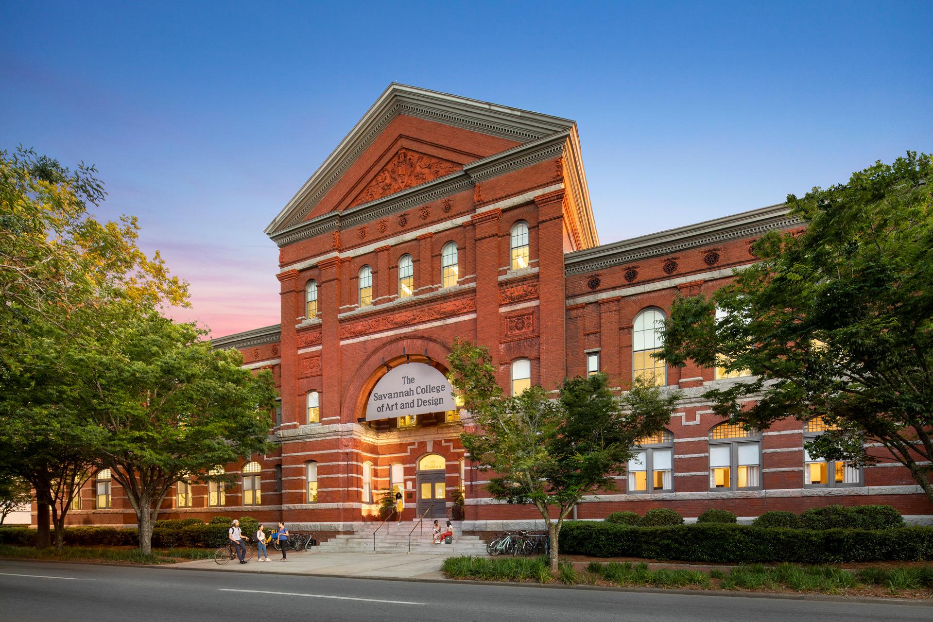 Eckburg Hall Scad Edu