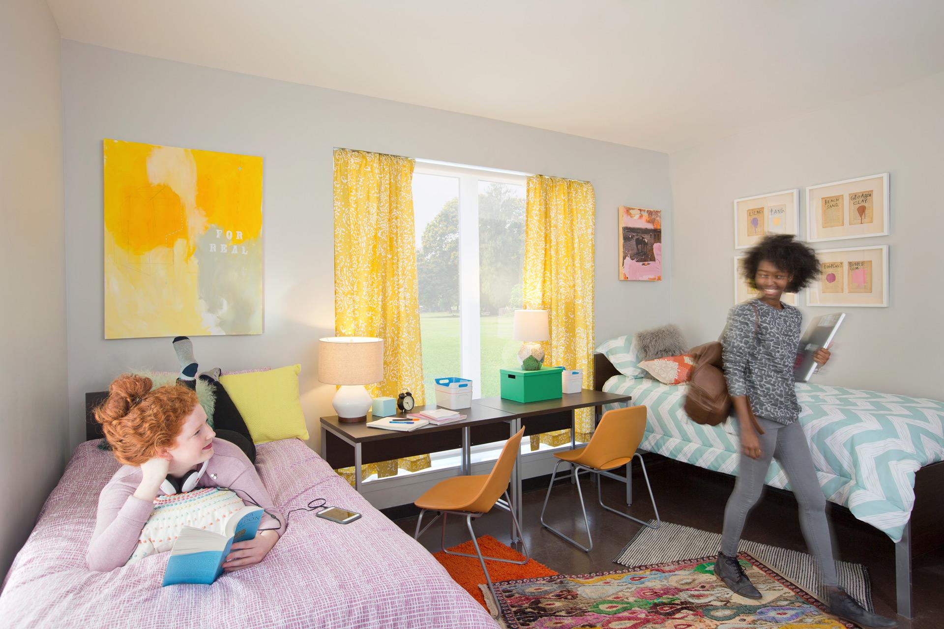 savannah residence halls open for freshmen who attended
