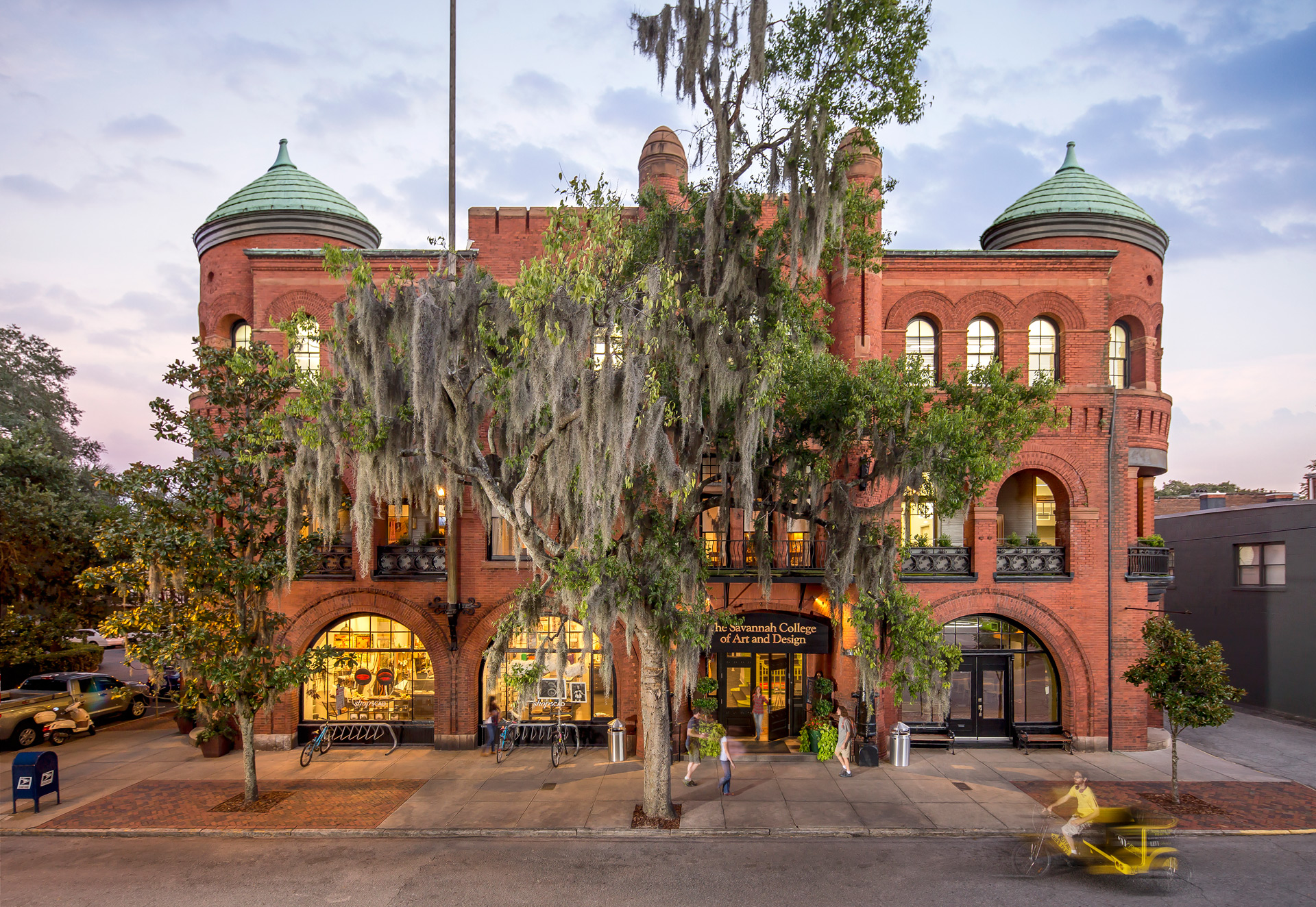 Explore Savannah Experience Student Life During Scad