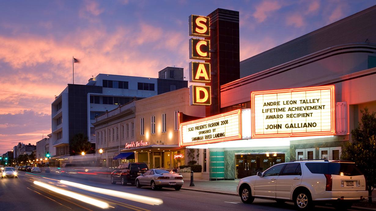 Attractive Scad Theater #1: Trustees%20Theater_0.jpg