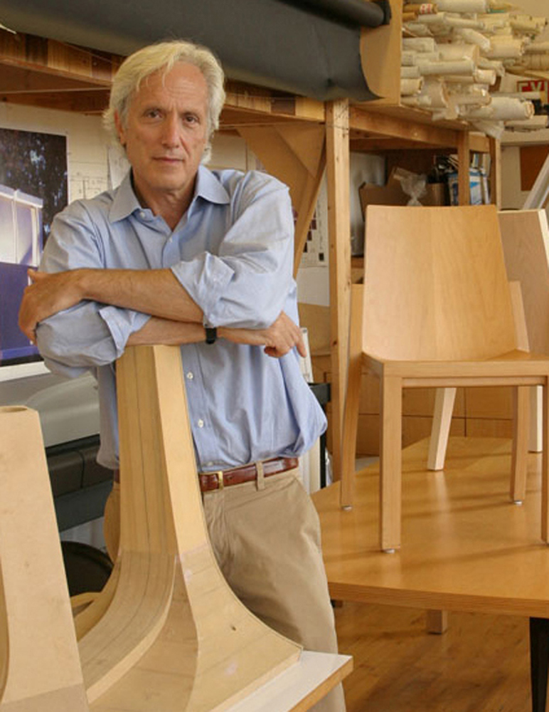 Legendary Designer Dakota Jackson Joins Scad As Honorary Chair Of Furniture Design
