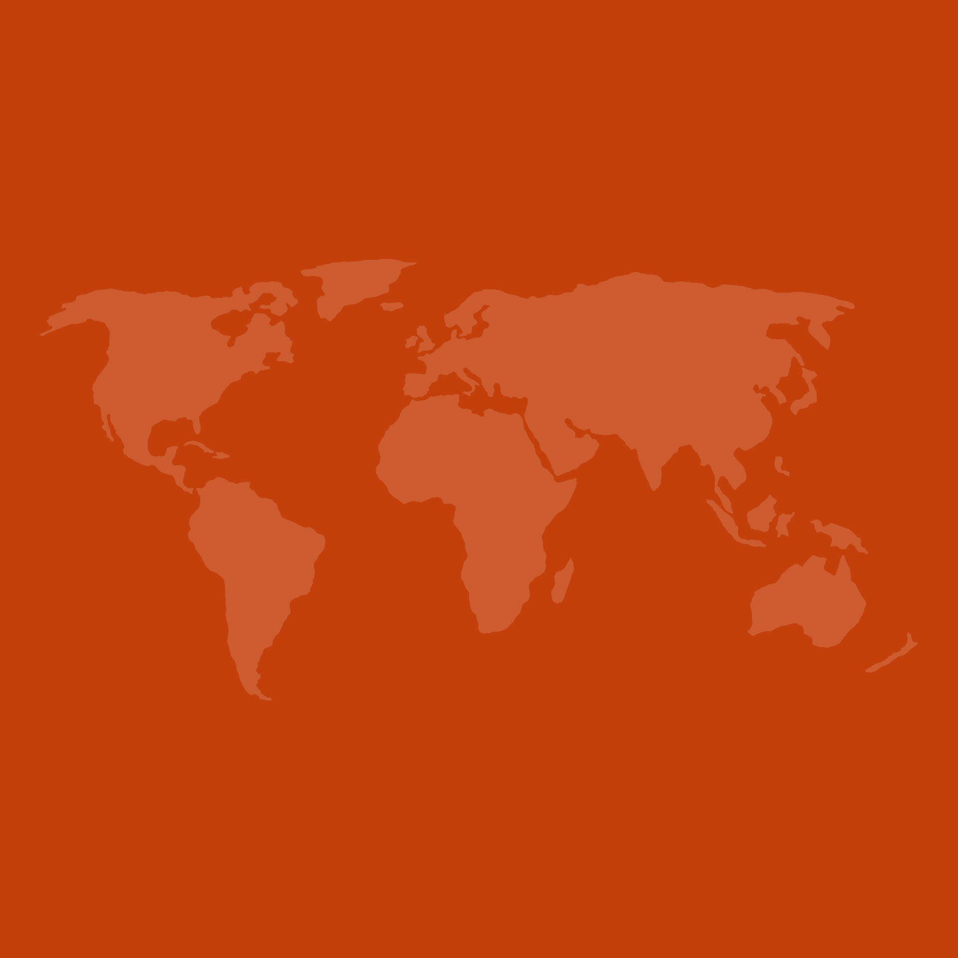 CLC world map