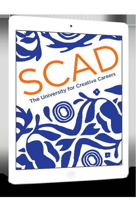 SCAD admission catalog 2020-21