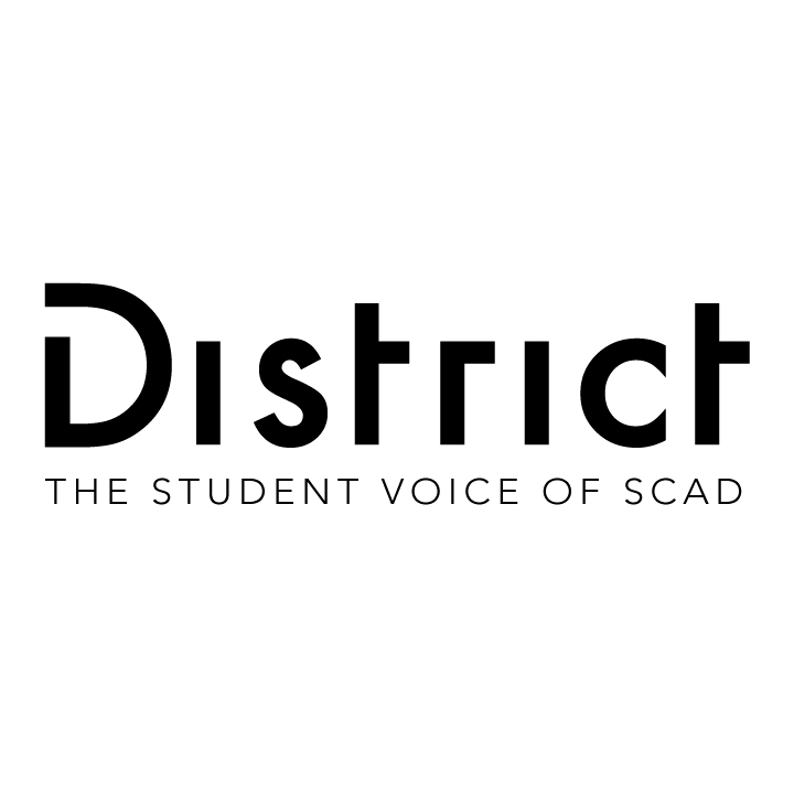 District - the student voice of SCAD