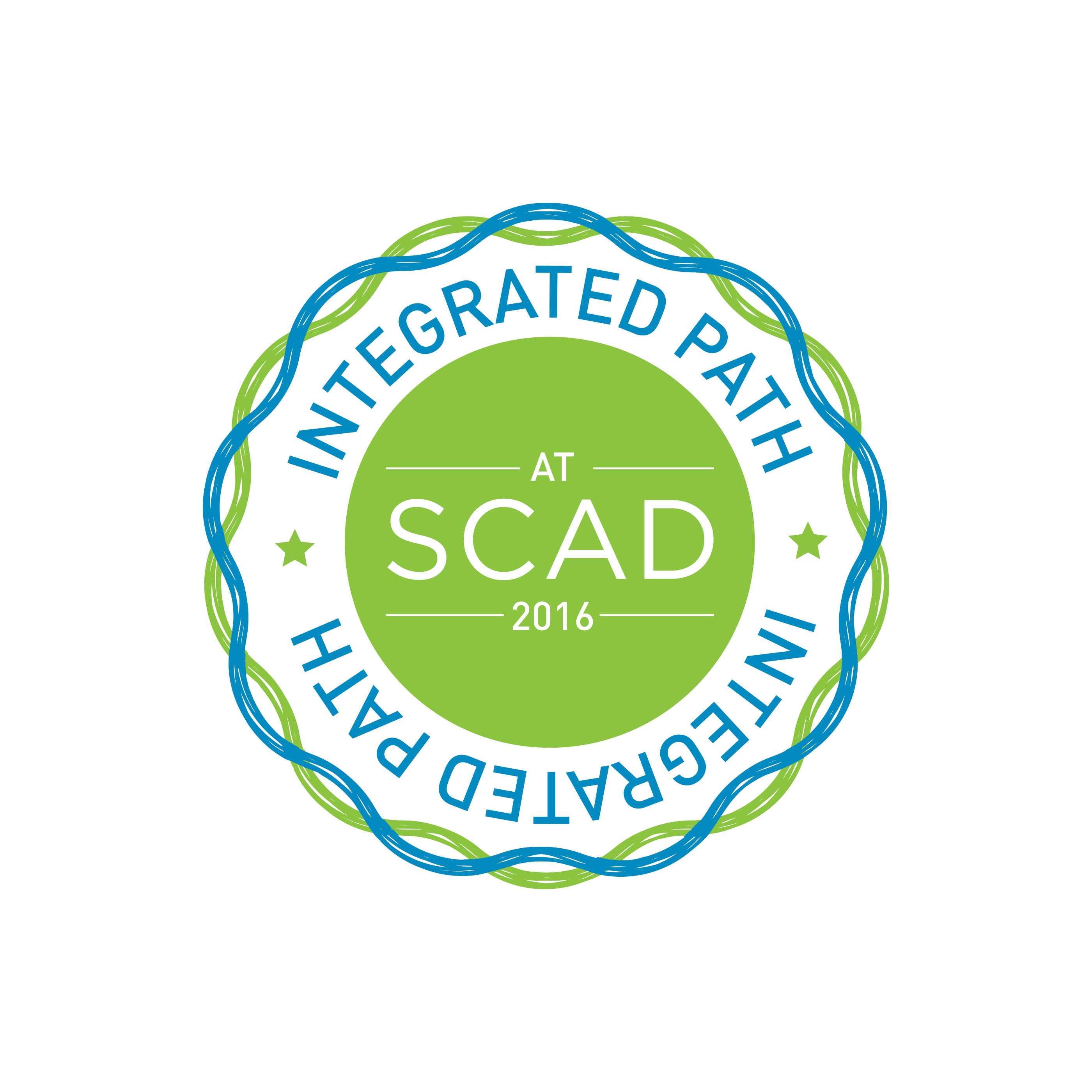 Integrated Path at SCAD logo