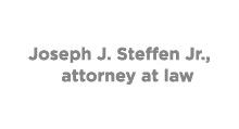 Joseph J. Steffen Jr., attorney at law