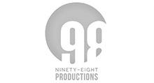 Ninety-eight Productions logo