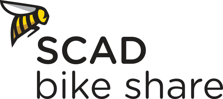 SCAD bike share