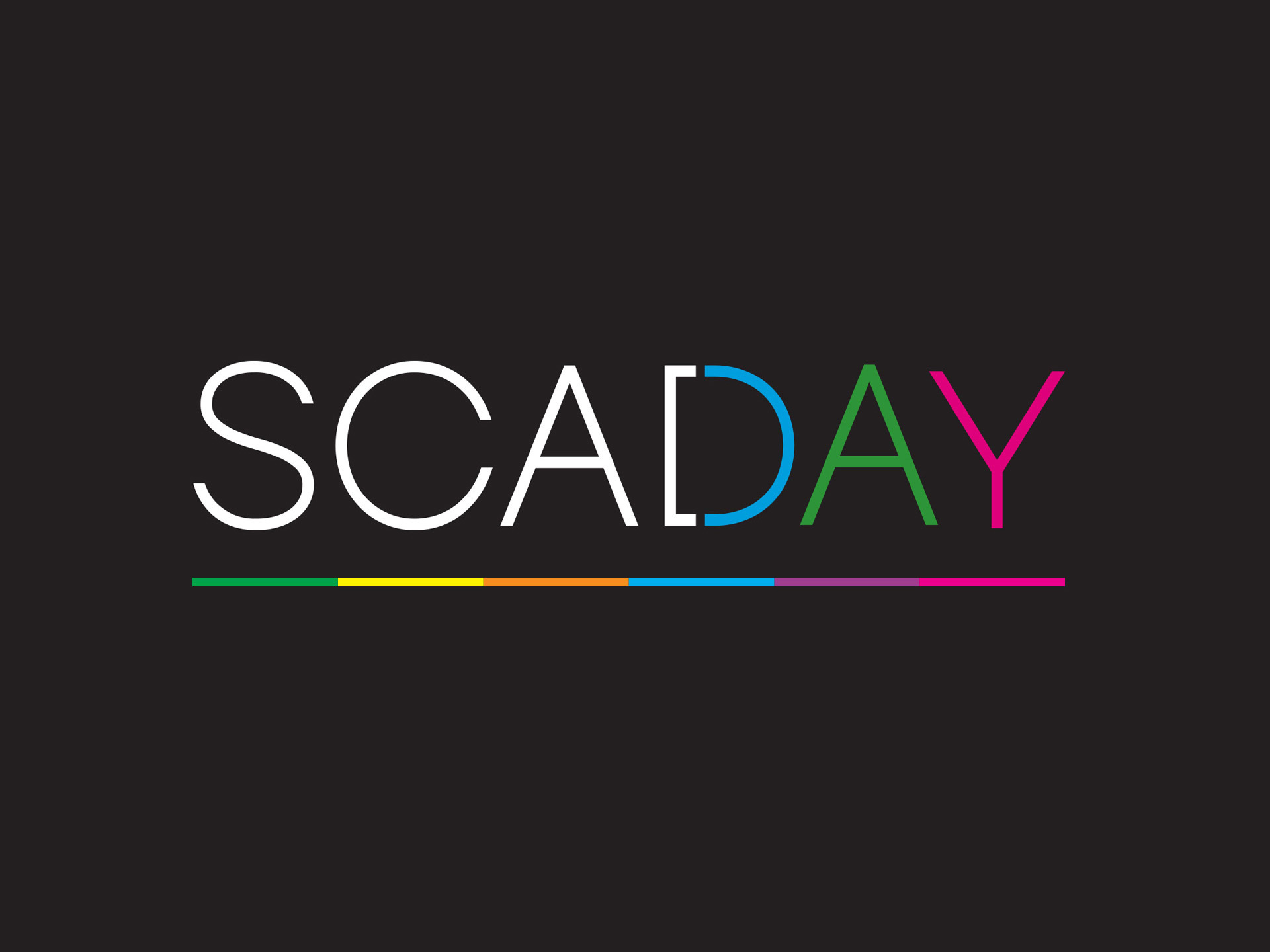 SCAD Day 2021 logo