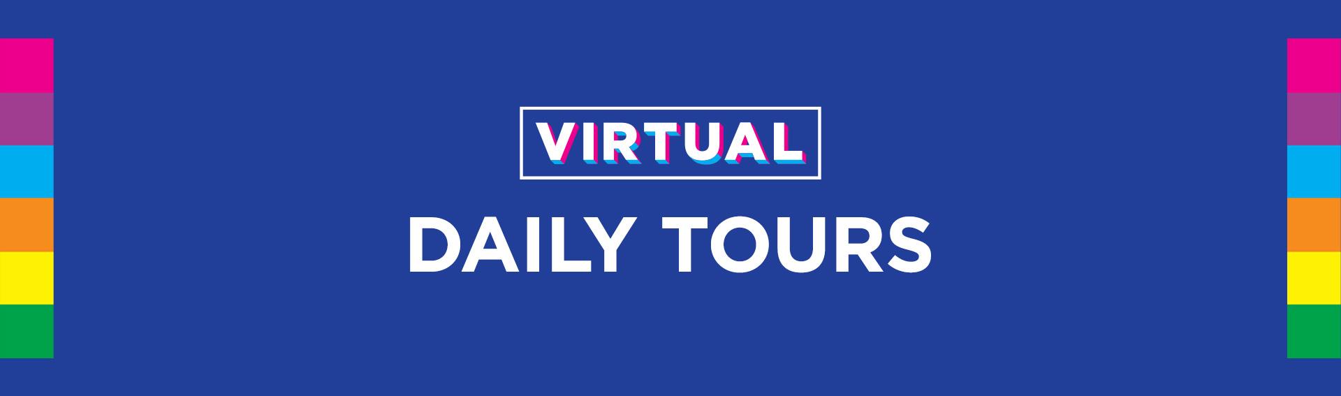 Virtual daily tour logo