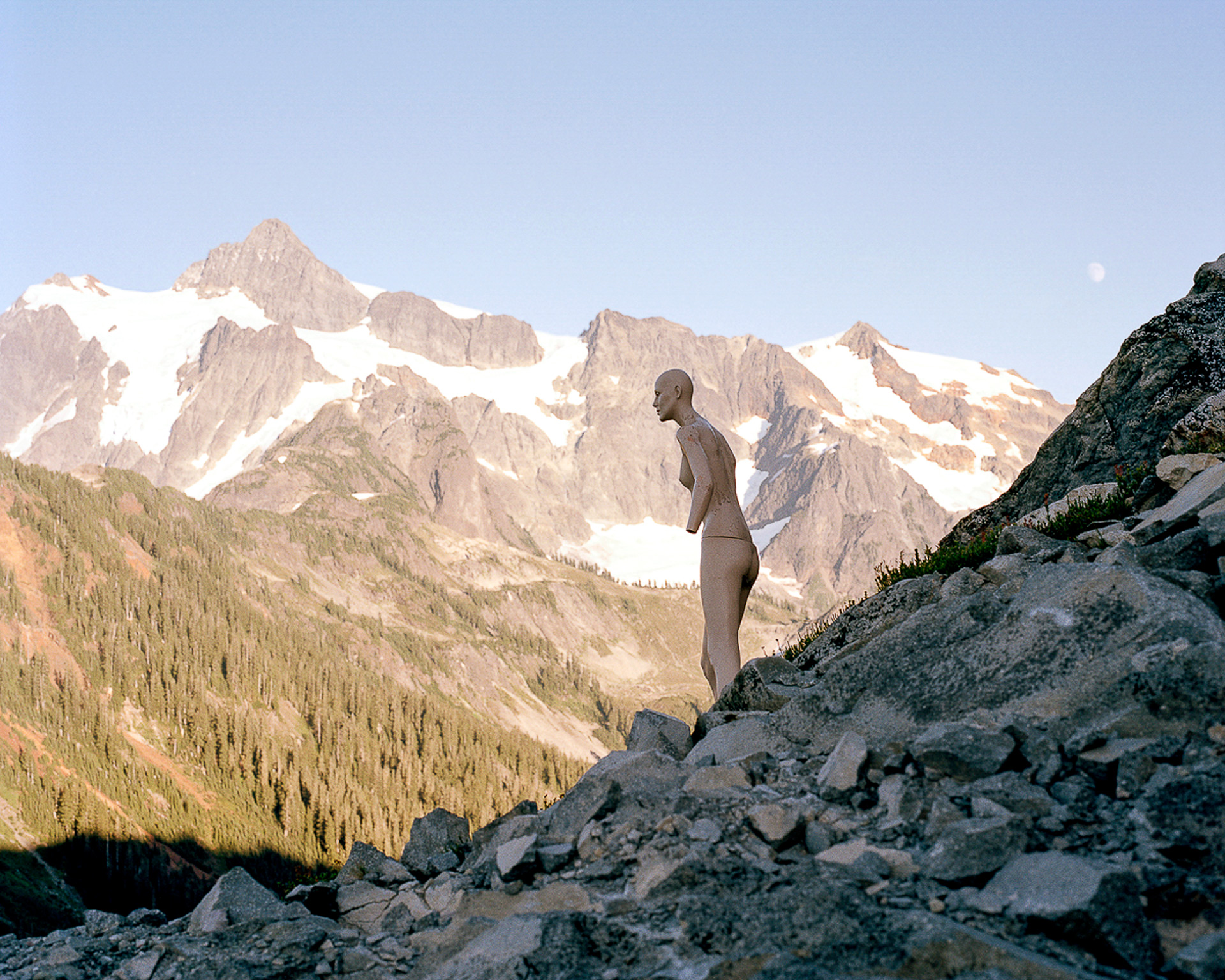 Nude in national park images 62