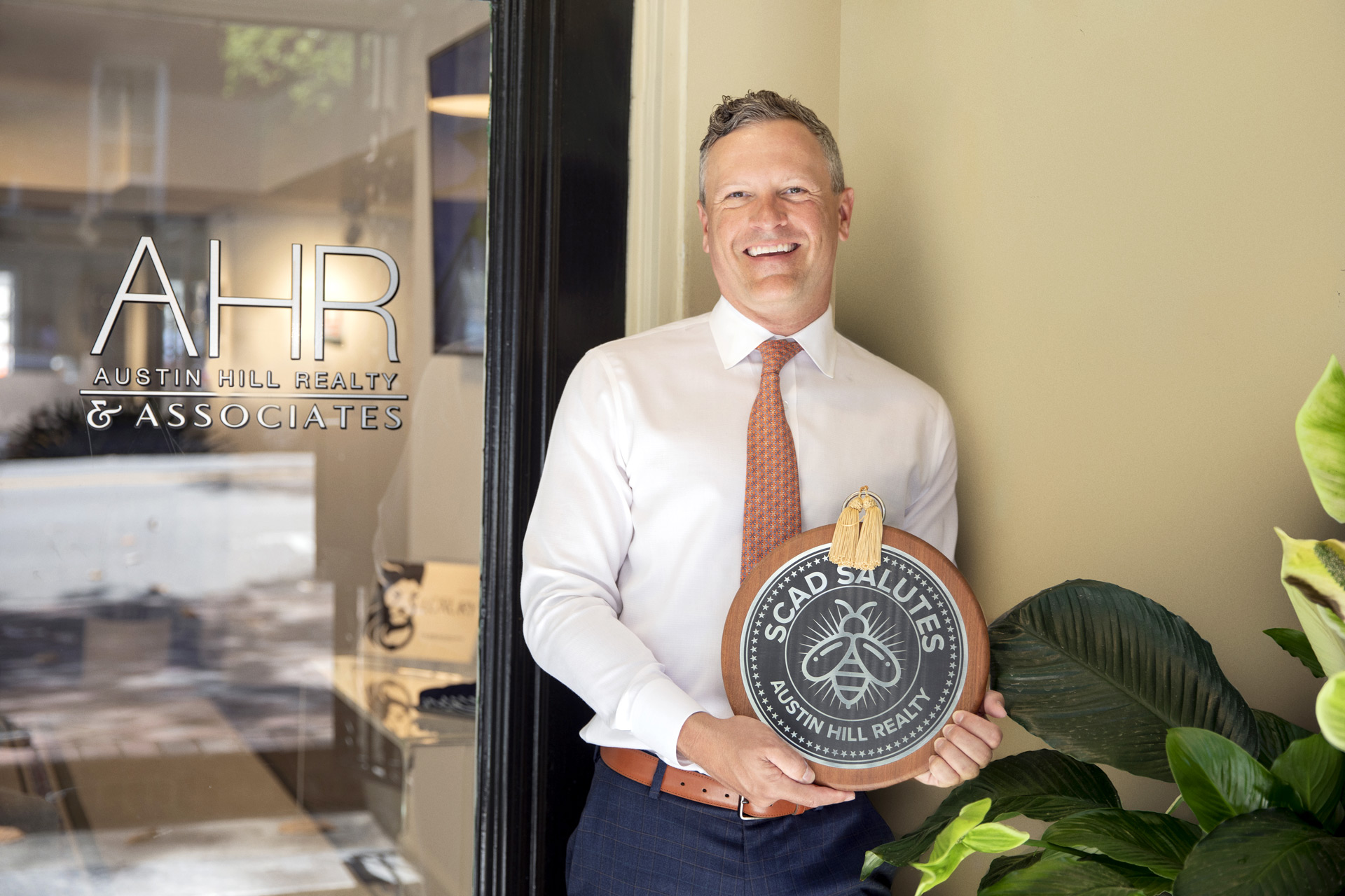 Austin Hill Realty, SCAD Salutes