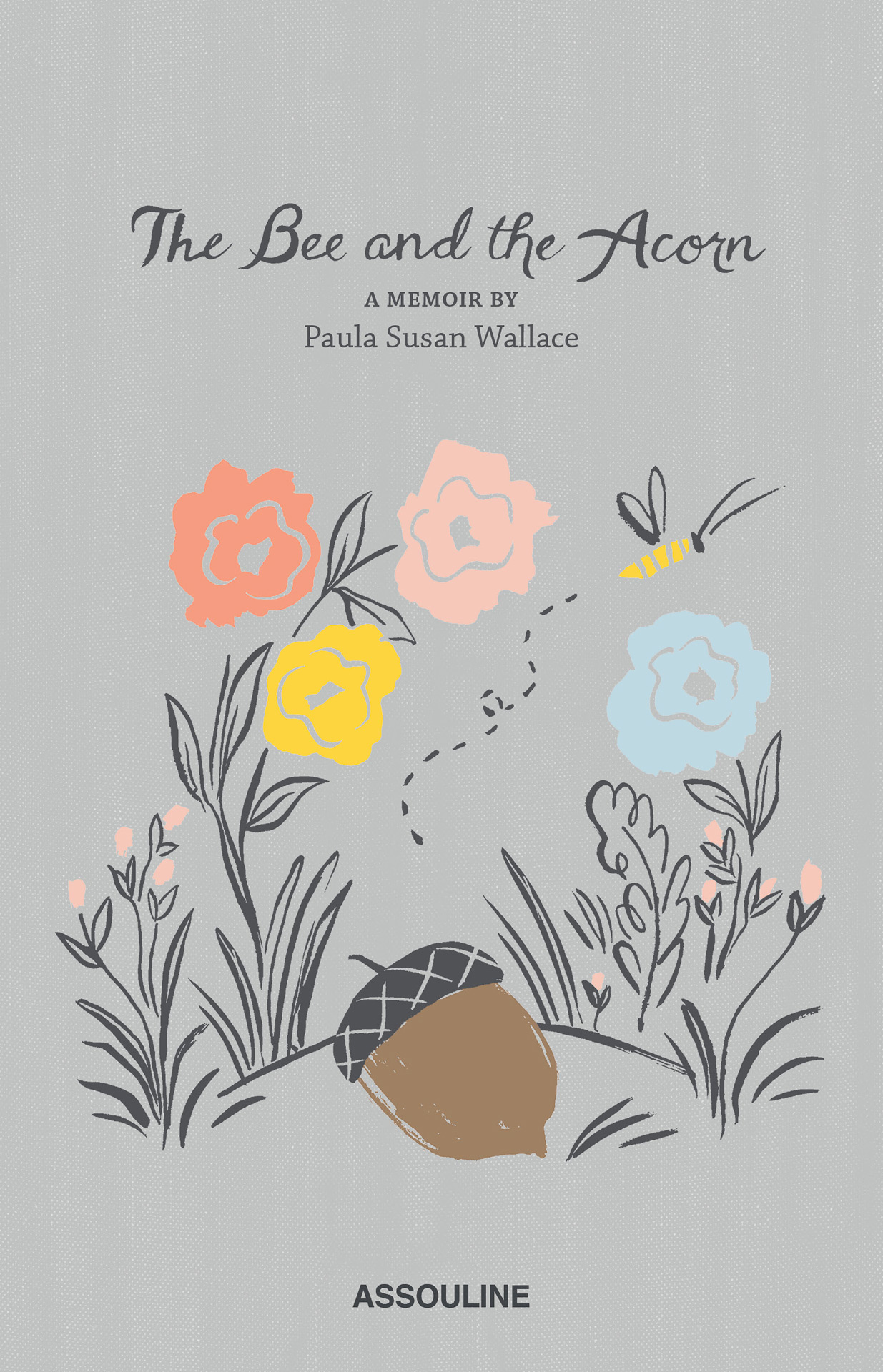 Cover of The Bee and the Acorn