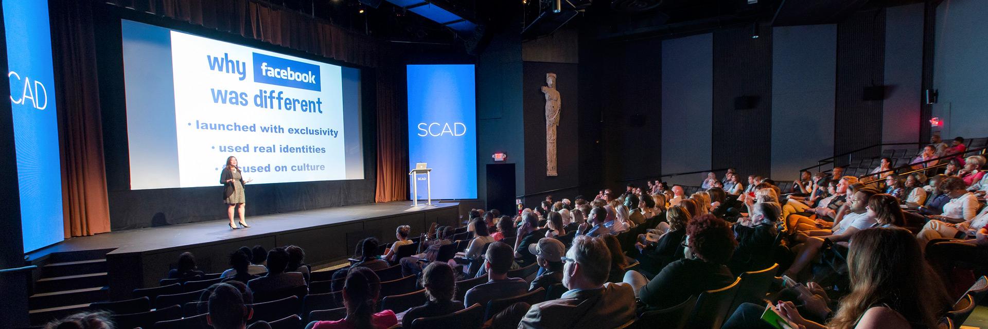 Randi Zuckerberg uncomplicates social innovation | SCAD.edu