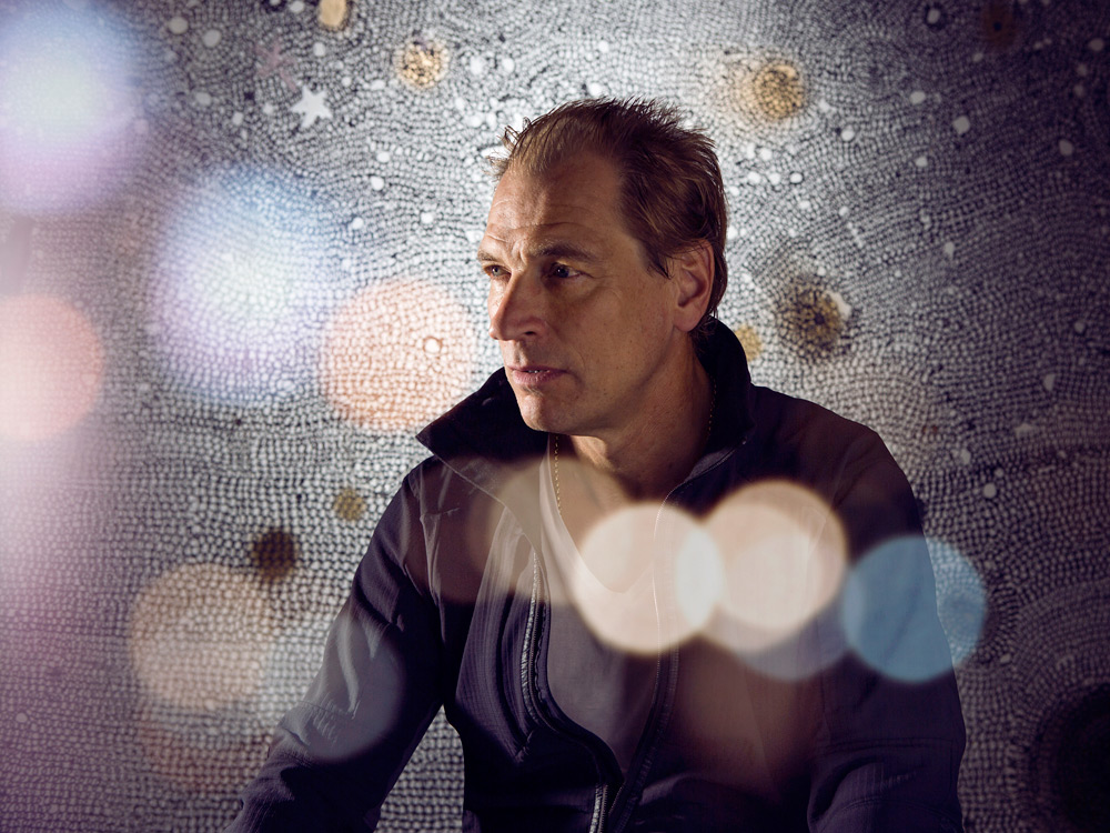 Portrait of Julian Sands by photographer Adam Kuehl.
