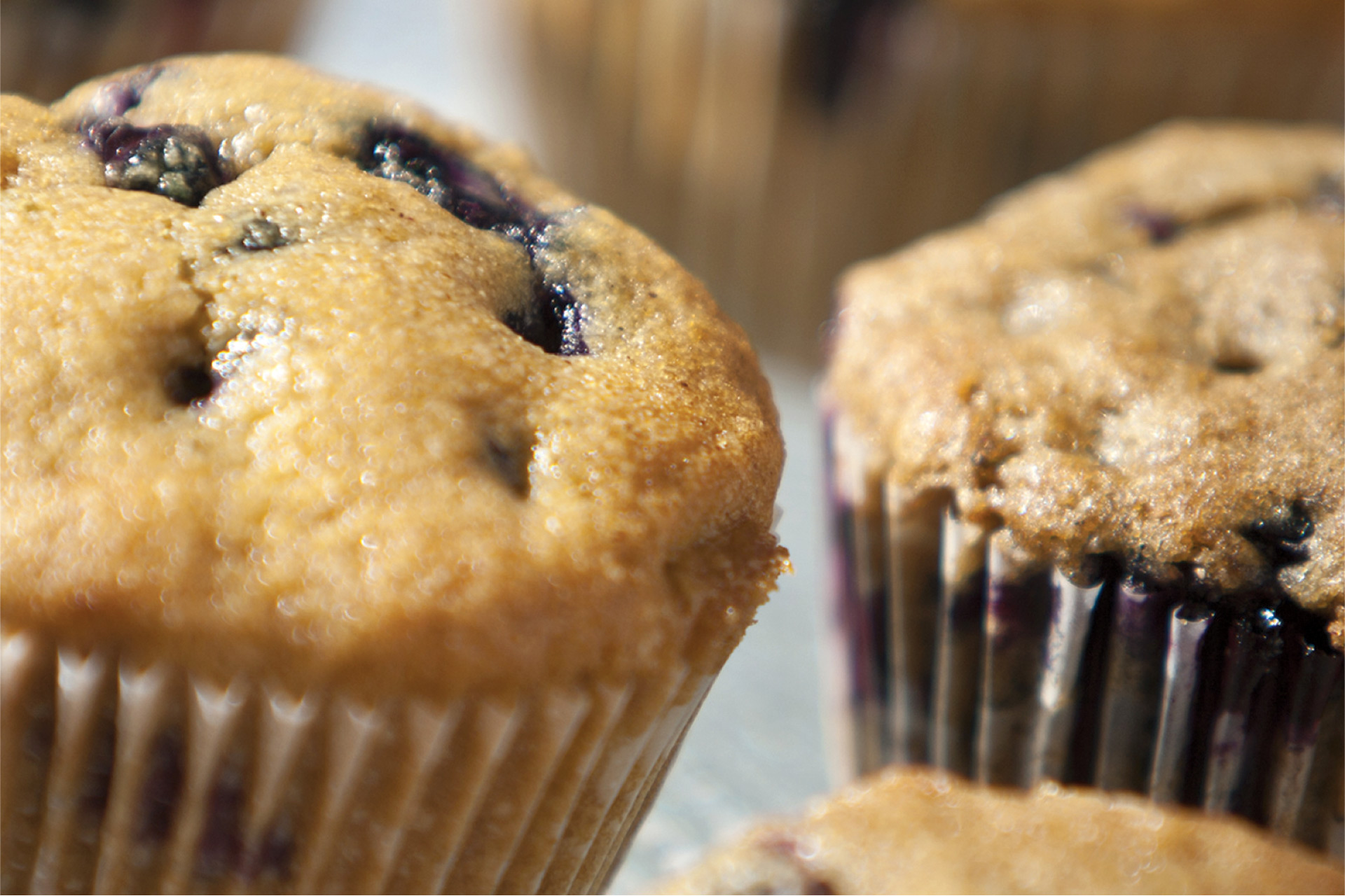 Frannie's Gluten-Free Muffins company founded by Shaw ...