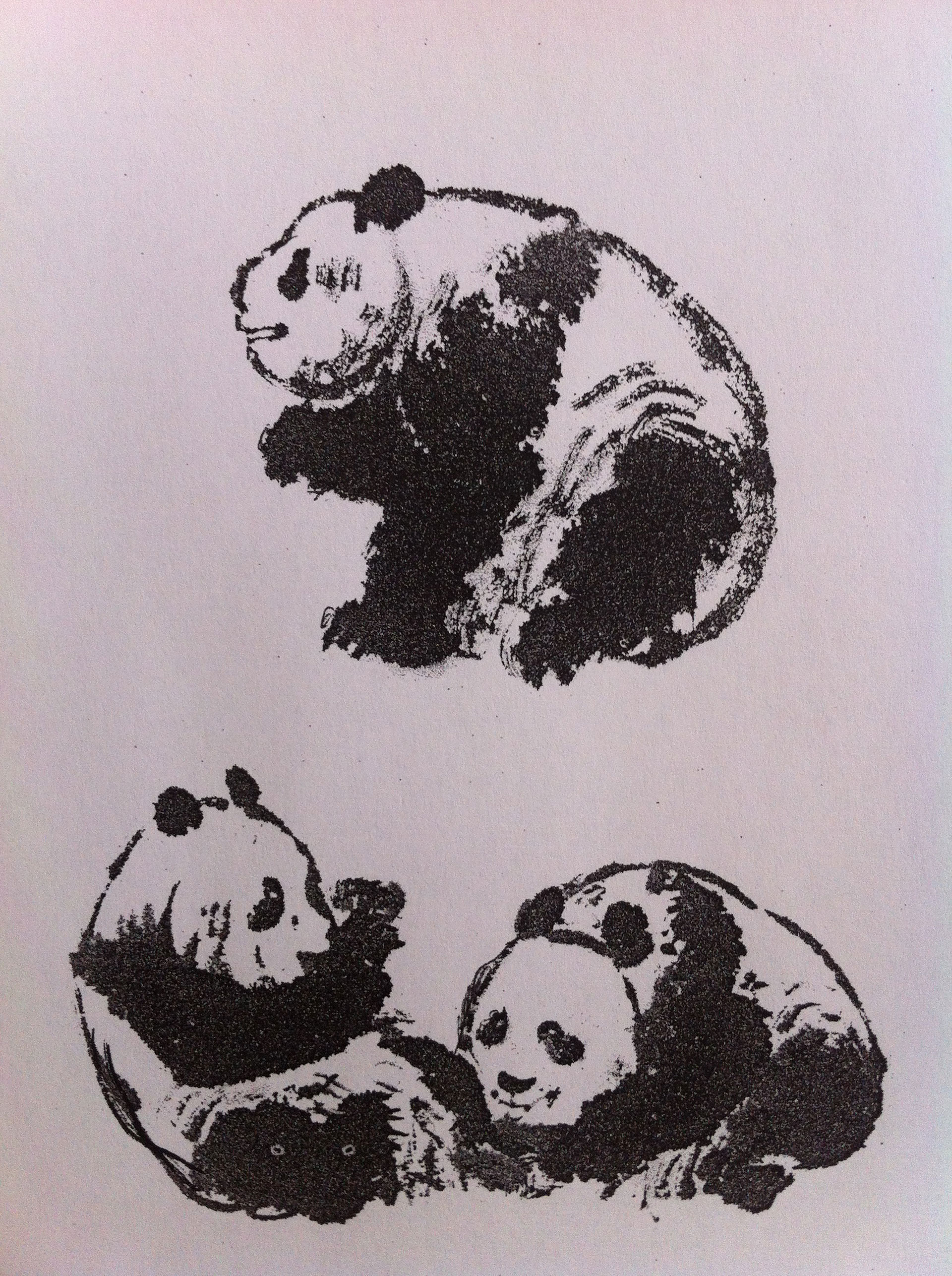 Chinese Painting Workshop With Professor Josh Yu Scad Edu