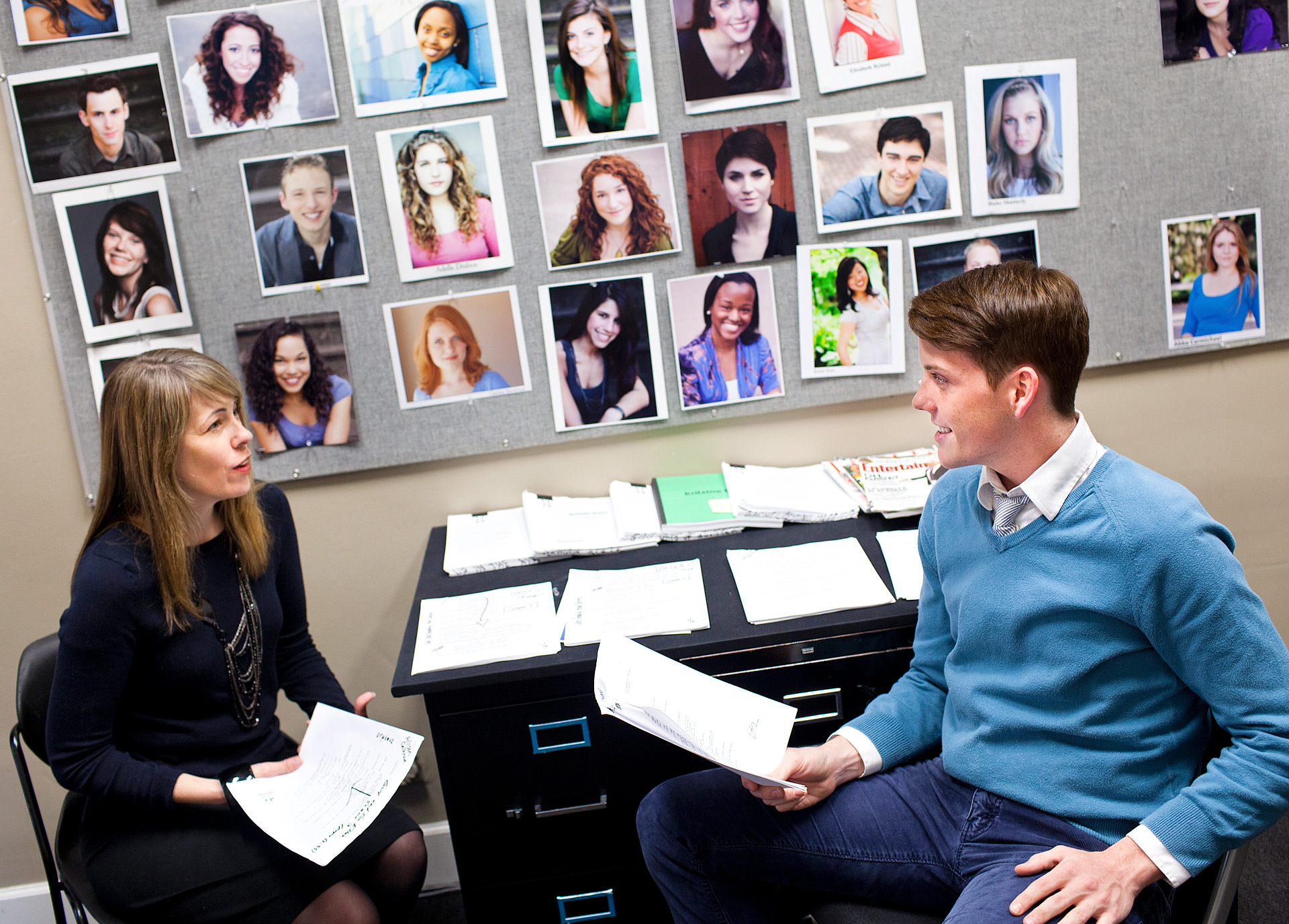 steal the scene and snag your dream role at scad�s open