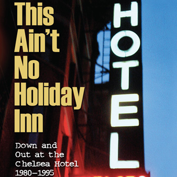 James Lough, book cover, Chelsea Hotel
