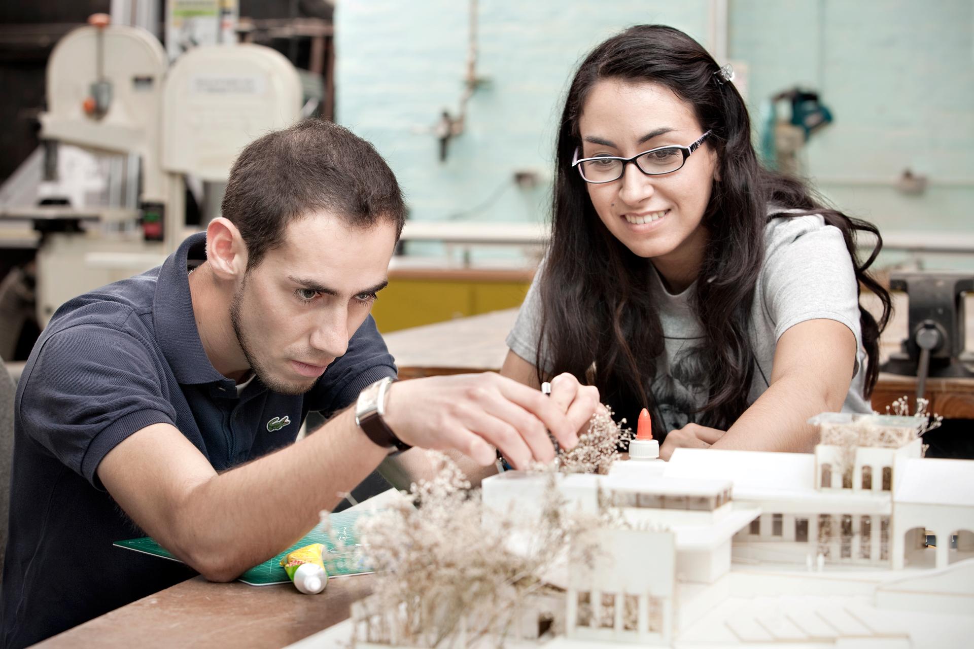 Benetton model making