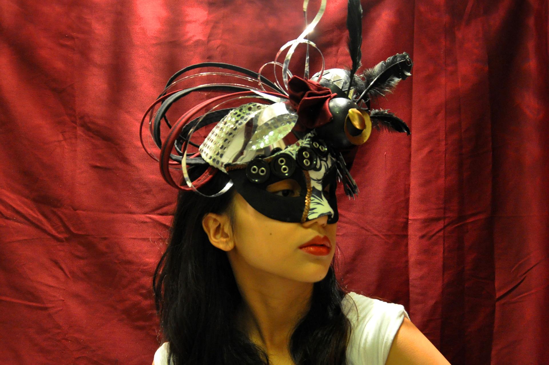 Next Generation Art Competition fashion winner Ho Ying Yanmi Liu
