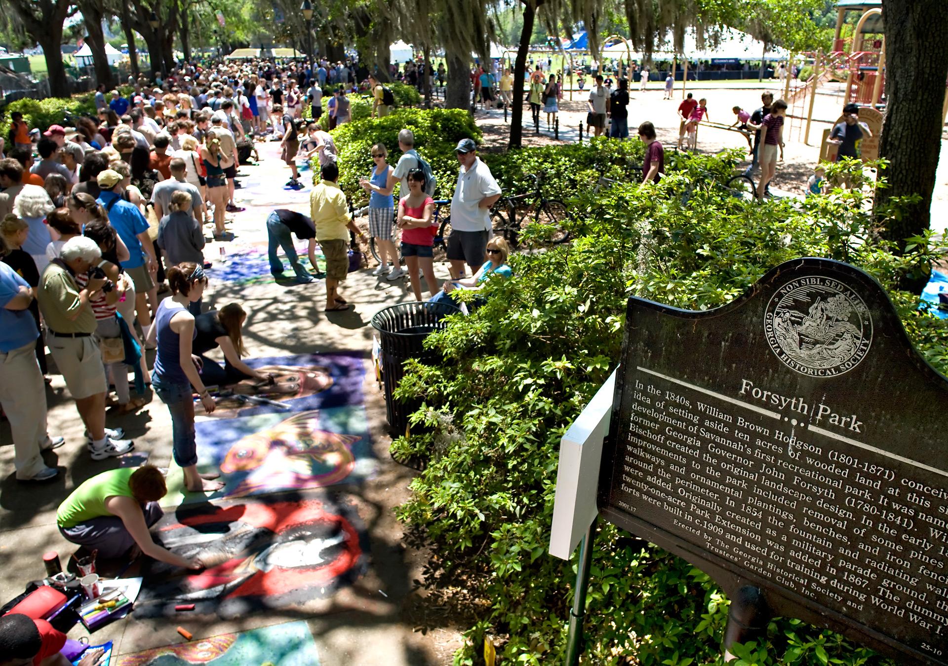 Sidewalk Arts Festival