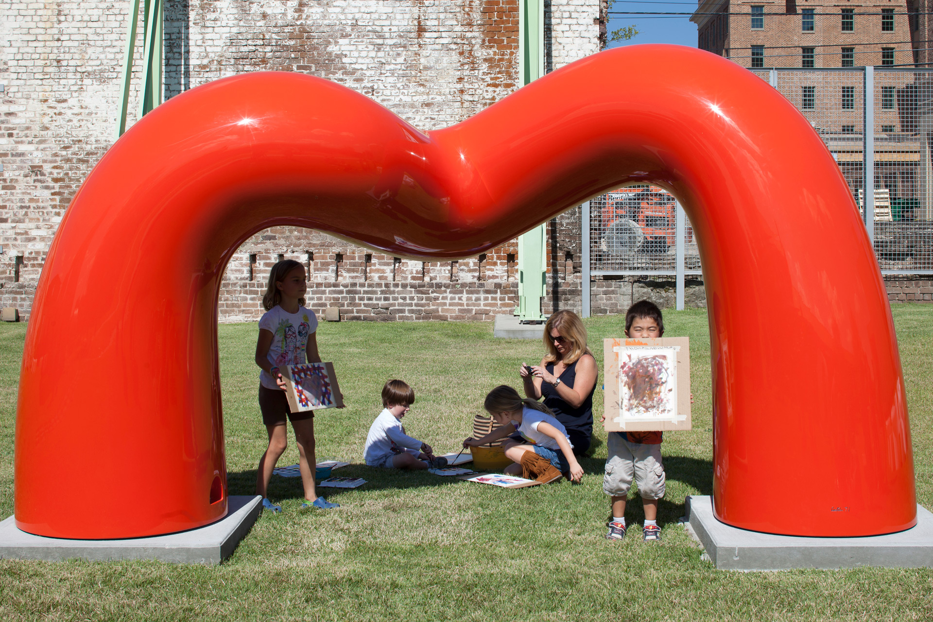SCAD Museum of Art Family Day
