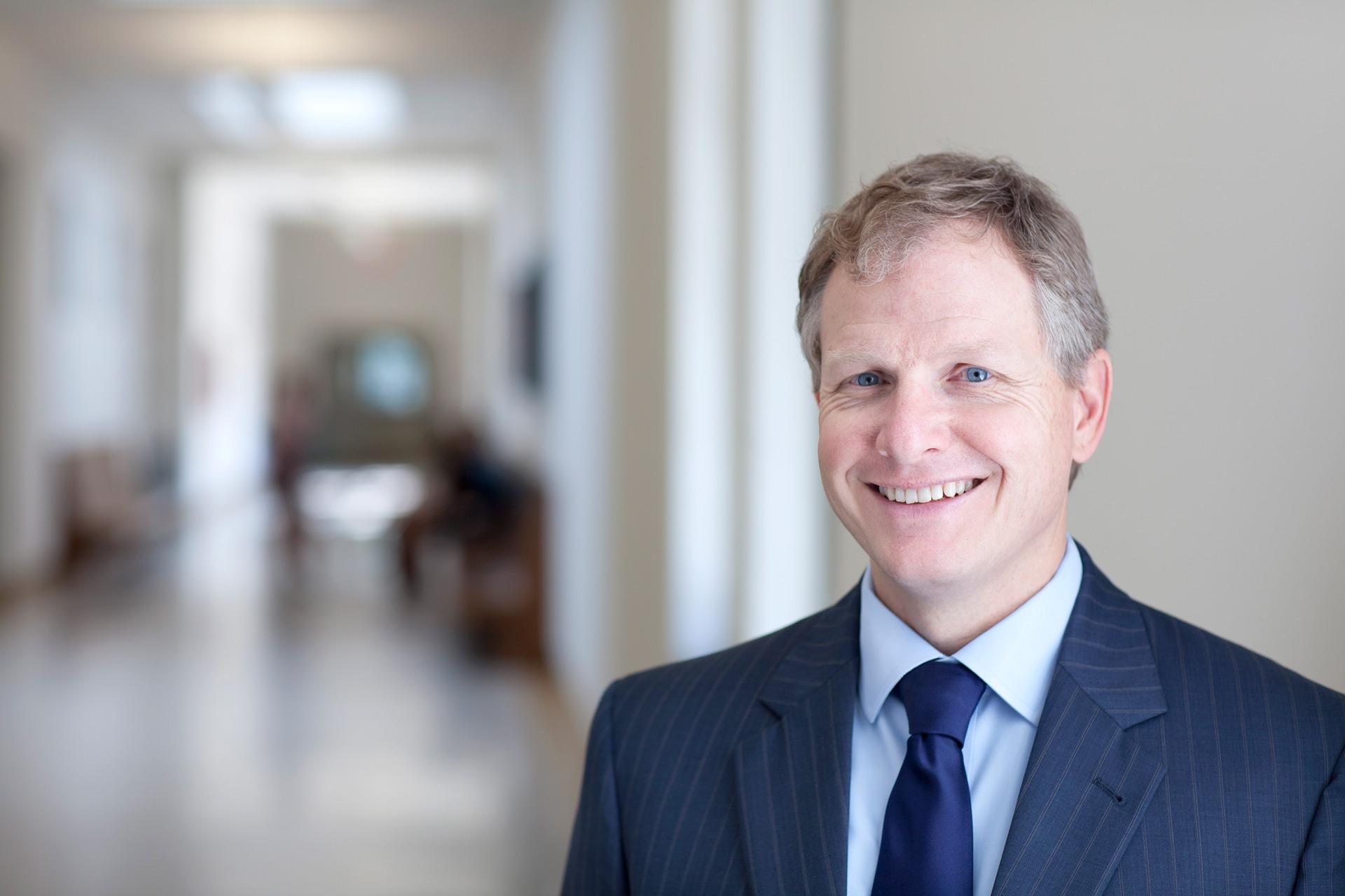 SCAD professor James Lough