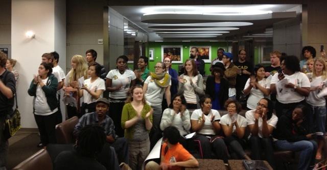 Students get Generate challenge details in Atlanta