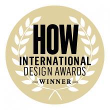 HOW International Design Awards Logo