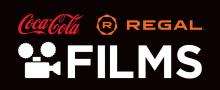 Coca-Cola and Regal Films Competition logo