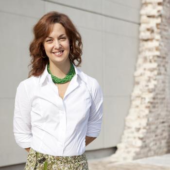 SCAD Museum of Art senior curator Melissa Messina