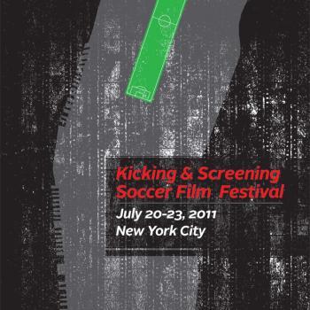 Swapnil Mathkar, Kicking + Screening Soccer Film Festival poster