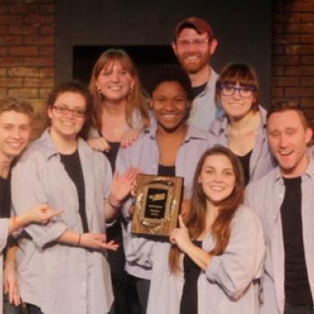 SCAD performing arts improv group The Mobb Line