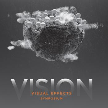 VISION visual effects symposium, 2013