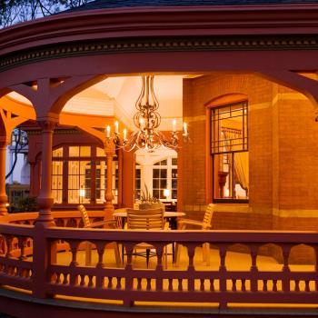 Ivy Hall porch, SCAD Atlanta