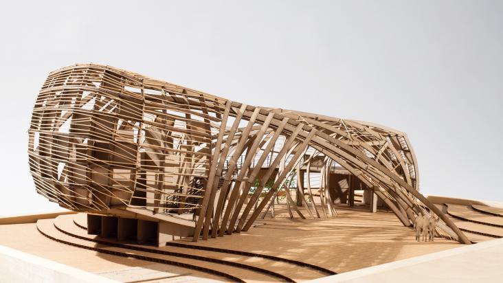 Shannon Bivins, architecture