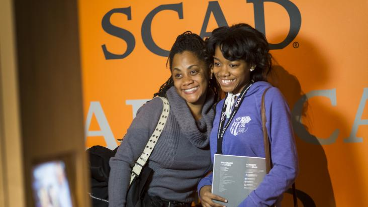 SCAD Admission SCAD Day