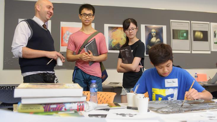 SCAD Hong Kong Open Day